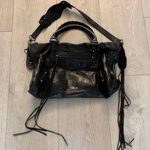 Excellent Balenciaga Classic City Bag Medium Black